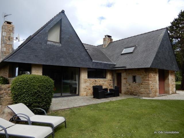 Deluxe sale house / villa Plougasnou 724500€ - Picture 1