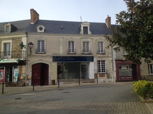 Location local commercial Meslay du maine 250€ HC - Photo 1