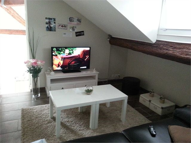 Locação apartamento Saint-etienne 500€ CC - Fotografia 2