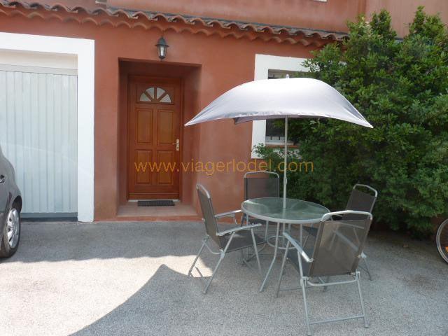 Lijfrente  huis Mazaugues 110000€ - Foto 10