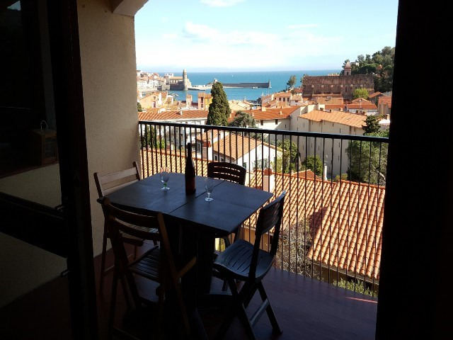 Location vacances appartement Collioure 443€ - Photo 2