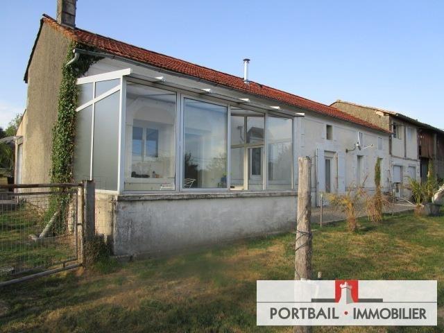 Sale house / villa Marcillac 207500€ - Picture 1