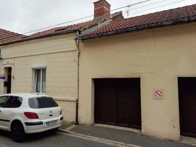 Sale house / villa Harnes 91000€ - Picture 1