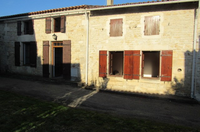 Vente maison / villa Taillant 117 000€ - Photo 1