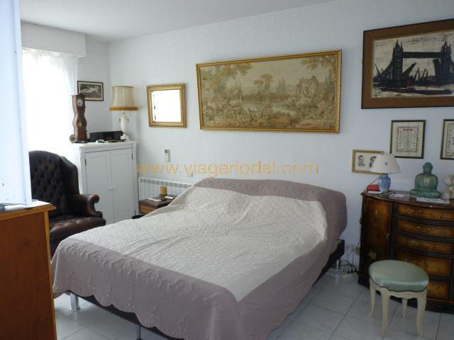 Verkauf auf rentenbasis wohnung Fréjus 145000€ - Fotografie 5