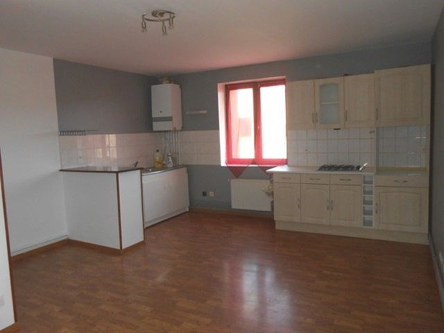 Rental apartment Roche-la-moliere 435€ CC - Picture 2