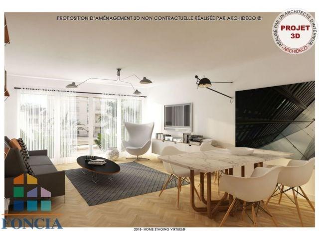 Vente appartement Suresnes 595000€ - Photo 1