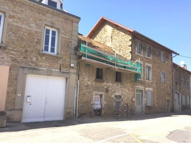 Sale house / villa Hieres sur amby 79900€ - Picture 1