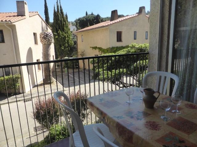 Alquiler vacaciones  apartamento Collioure 360€ - Fotografía 1