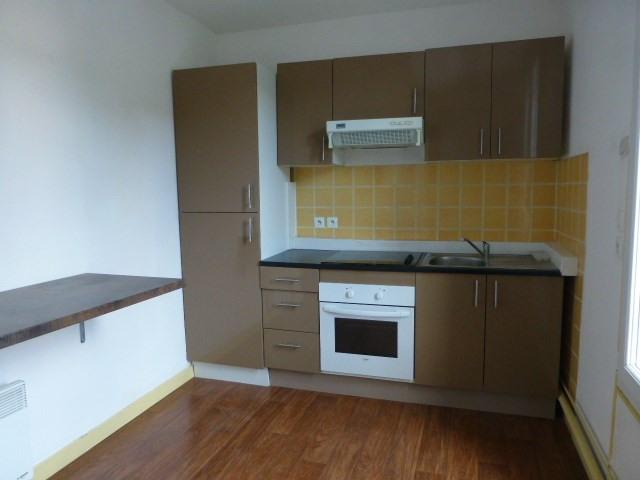 Rental apartment Bonnières-sur-seine 650€ CC - Picture 1
