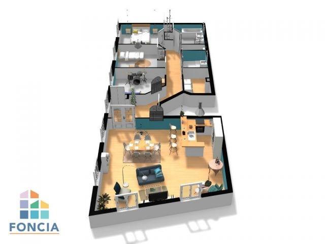 Sale apartment Bourg-en-bresse 252000€ - Picture 10