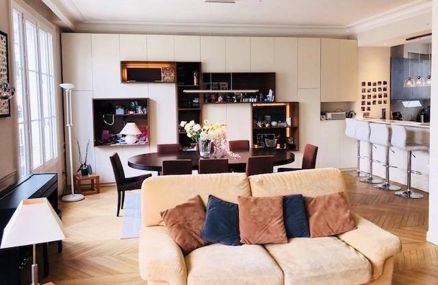 Vente appartement Paris 17ème 2470000€ - Photo 4