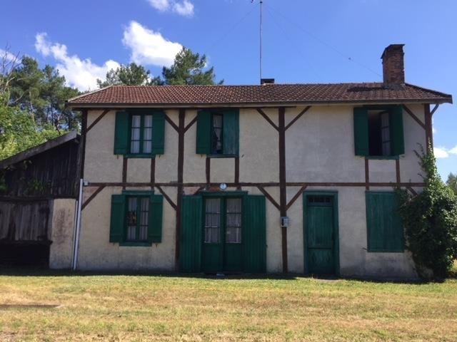 Sale house / villa Trensacq 86000€ - Picture 1
