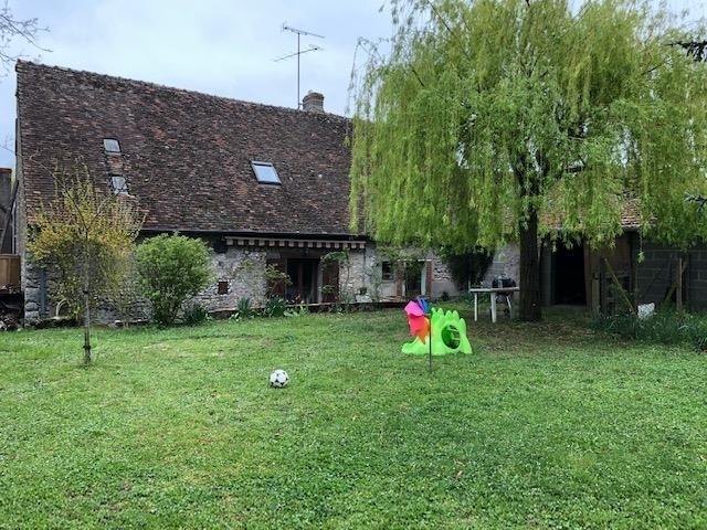Vente maison / villa La chaussee st victor 150000€ - Photo 1
