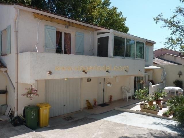 Life annuity house / villa Marignane 185000€ - Picture 1