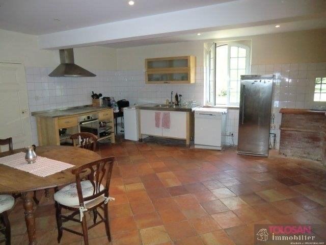 Deluxe sale house / villa Castanet coteaux 639000€ - Picture 14
