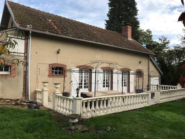 Vente maison / villa Ivoy le pre 140000€ - Photo 4