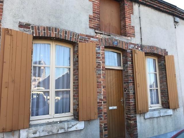 Sale house / villa Aubigny sur nere 35000€ - Picture 3