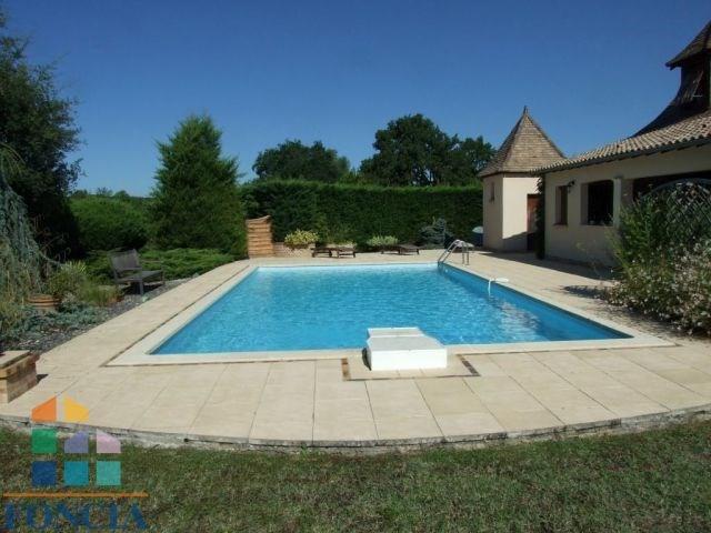 Sale house / villa Razac-de-saussignac 375000€ - Picture 2