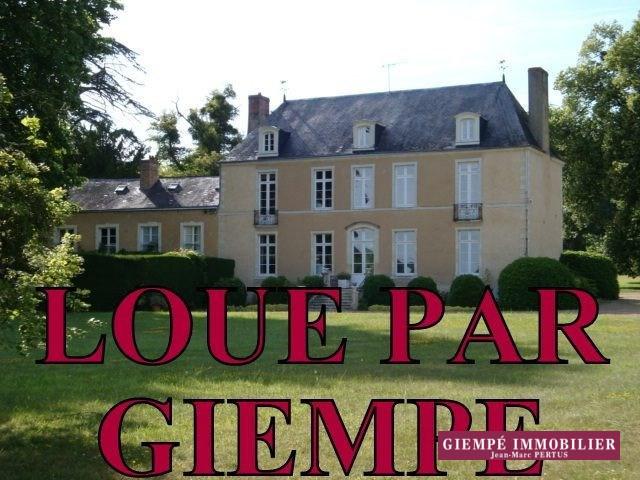 Rental house / villa Bazouges-sur-le-loir 1200€ CC - Picture 1