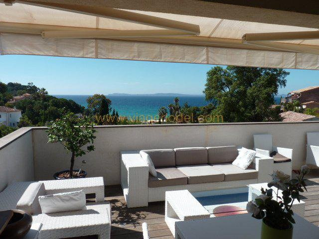 Viager appartement Rayol-canadel-sur-mer 283 000€ - Photo 1