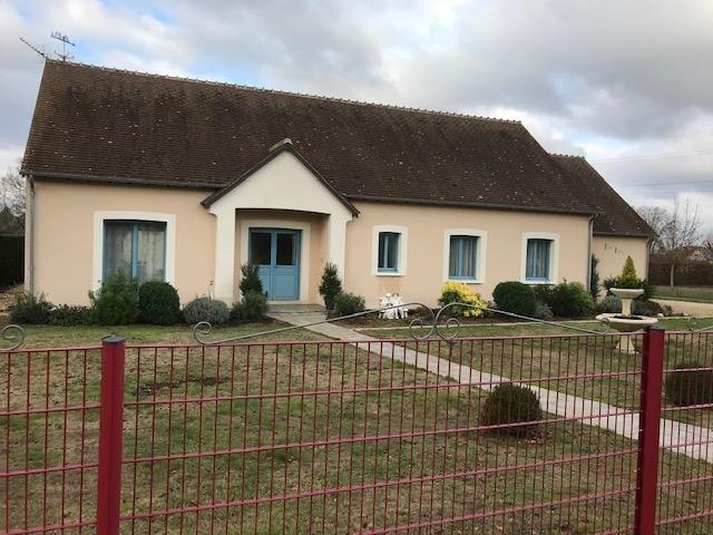 Vente maison / villa Aubigny sur nere 325000€ - Photo 3