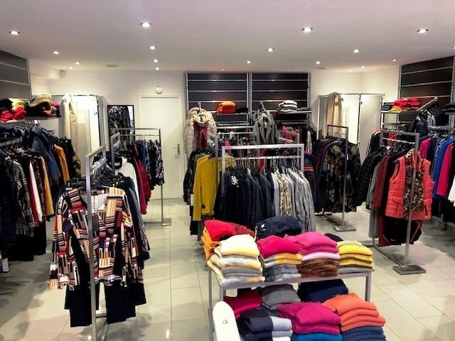 Vente fonds de commerce boutique Clamart 135500€ - Photo 1
