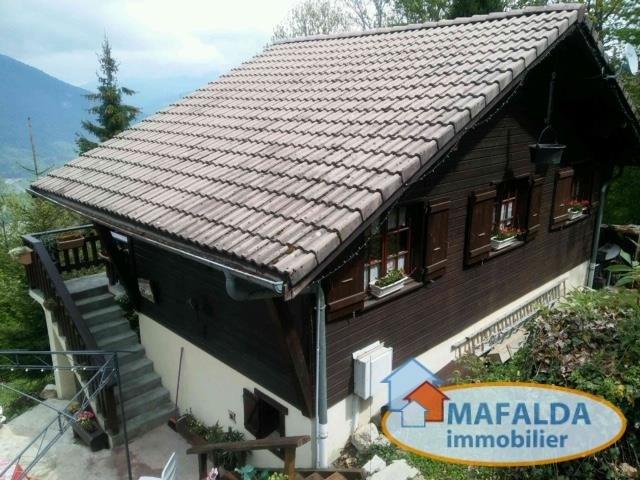 Vente maison / villa Mont saxonnex 285000€ - Photo 7