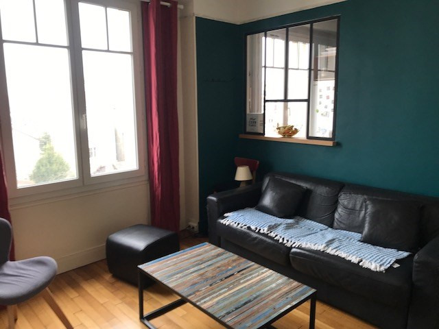 Rental apartment Colombes 1 100€ CC - Picture 2