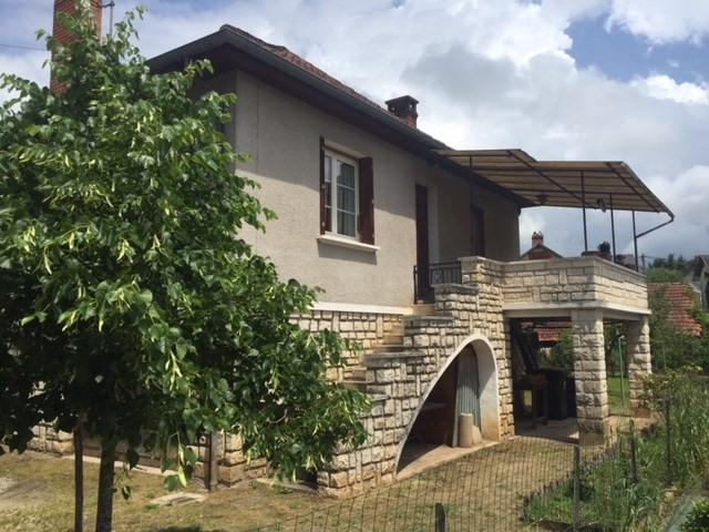 Vente maison / villa Terrasson la villedieu 129600€ - Photo 2