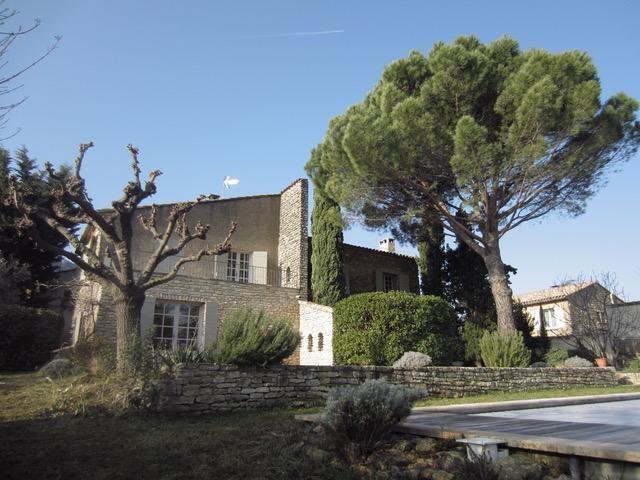 Deluxe sale house / villa Maubec  - Picture 1