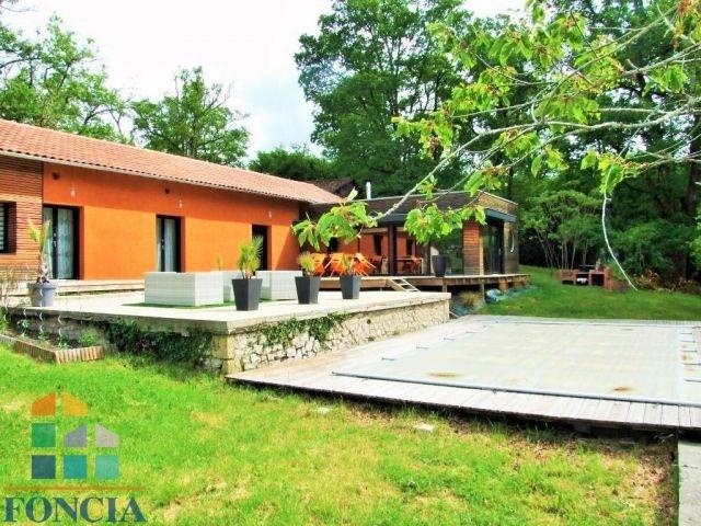 Sale house / villa Lunas 399000€ - Picture 11