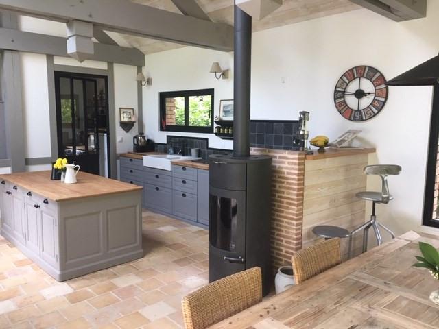 Vente maison / villa Montfort-l'amaury 675000€ - Photo 8