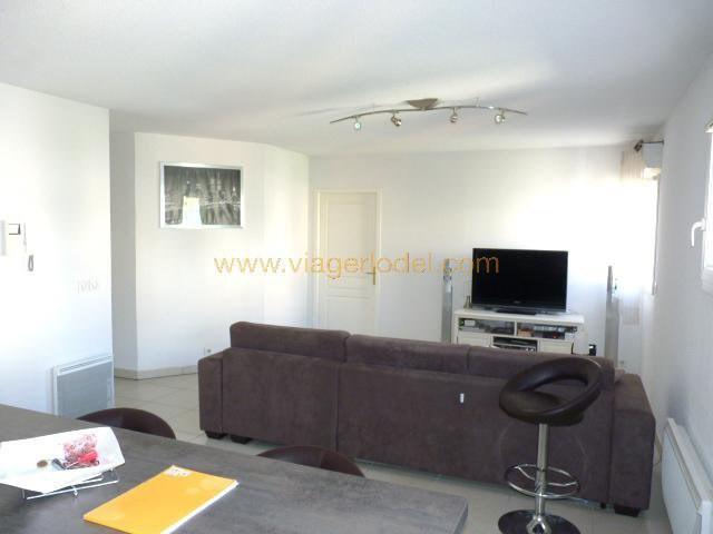 Lijfrente  appartement Saint raphael 74000€ - Foto 4