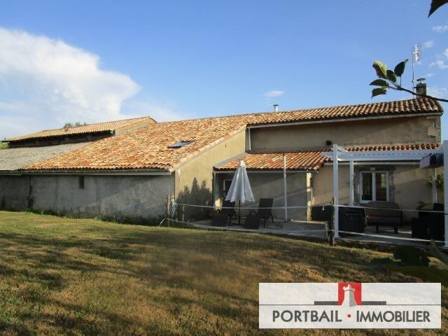 Sale house / villa Marcillac 207500€ - Picture 2
