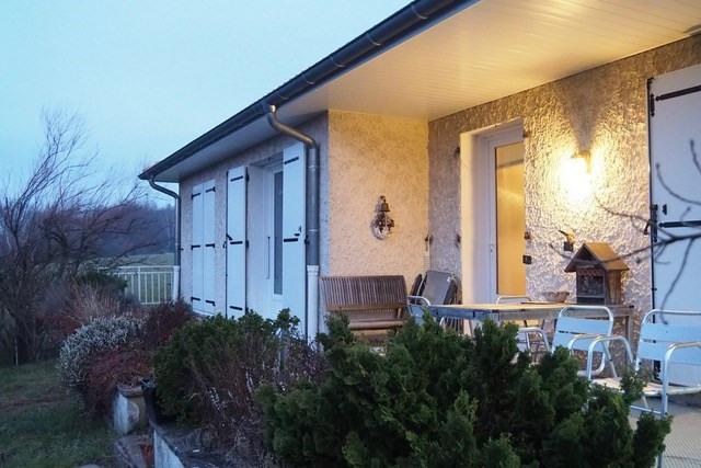 St sorlin 38200 - maison type 5 - 1100 m² de terrain