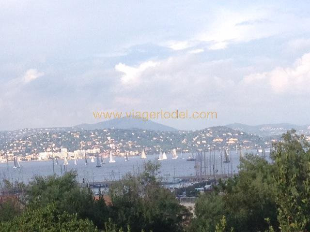 Life annuity apartment Saint-tropez 183 000€ - Picture 1