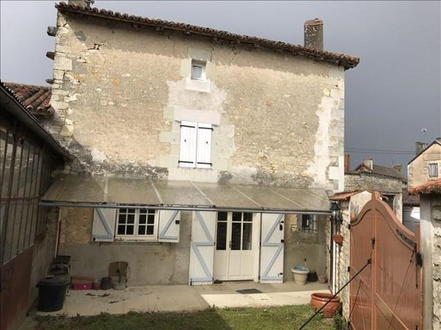 Vente maison / villa Charrais 65000€ - Photo 1