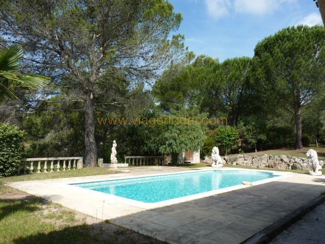 Viager appartement Roquebrune-sur-argens 394000€ - Photo 1
