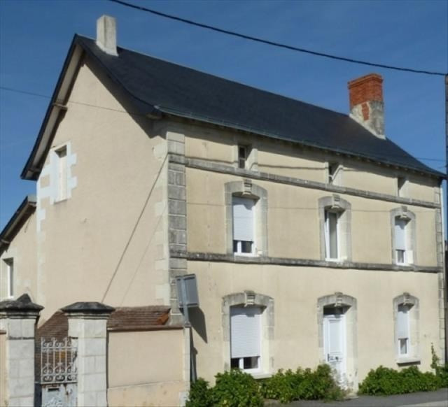 Vente maison / villa Marigny brizay 182000€ - Photo 9