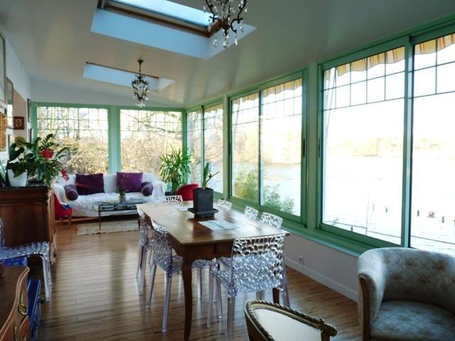 Sale house / villa Villennes sur seine 880000€ - Picture 1