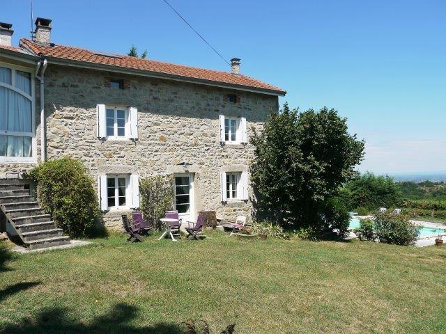 Verkoop  huis Chambles 340000€ - Foto 1