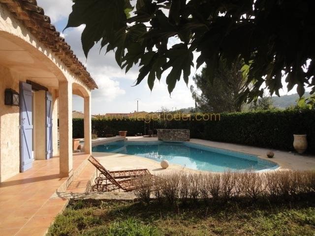 Life annuity house / villa Figanières 175000€ - Picture 2