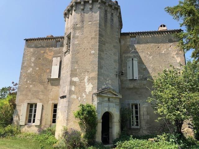 Vente de prestige château Tauriac 493000€ - Photo 1