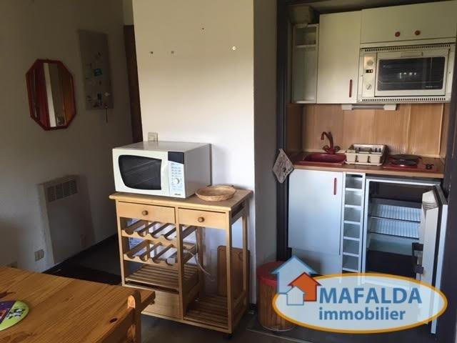 Rental apartment Mont saxonnex 420€ CC - Picture 3