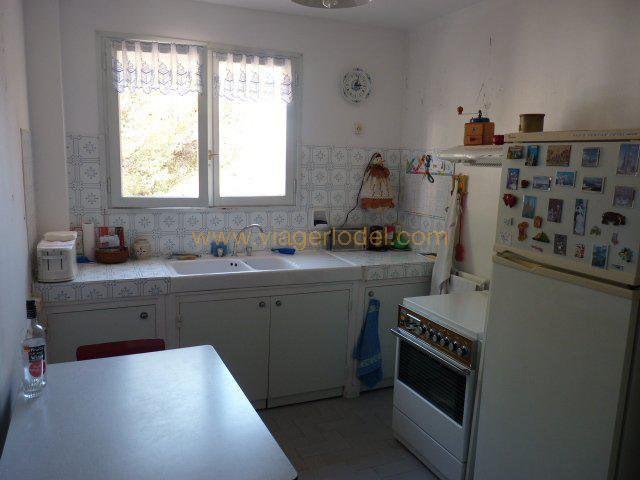 Vendita nell' vitalizio di vita appartamento Toulon 50500€ - Fotografia 10