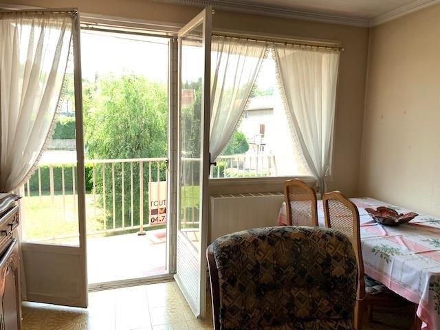 Sale apartment Vienne 135000€ - Picture 1