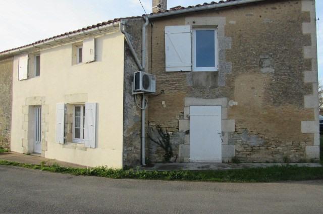 Sale house / villa Lussant 80250€ - Picture 5