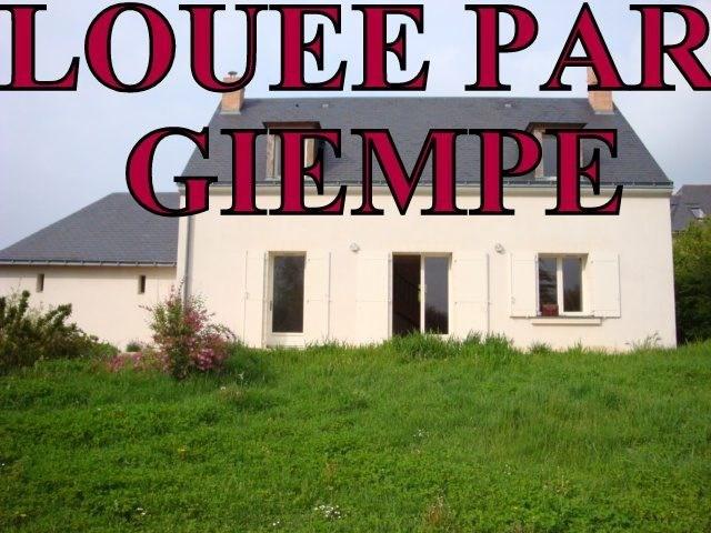 Location maison / villa Chaumont-d'anjou 700€ CC - Photo 1