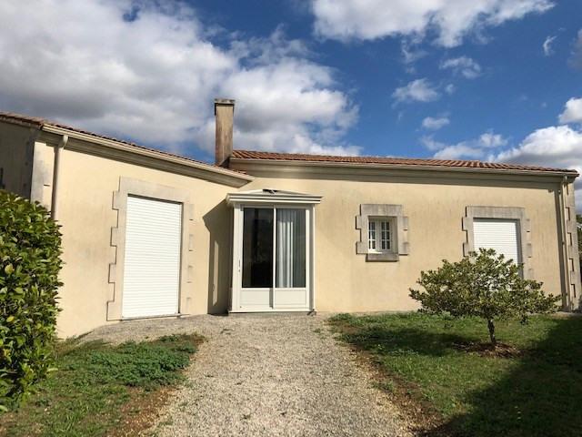 Vente maison / villa Saint-jean-d'angély 185500€ - Photo 2
